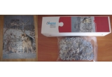 1 x puzzle personalizat cu fotografia animalutului tau + autocolant pentru a lipi piesele intre ele