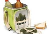 1 x geanta pentru picnic complet utilata