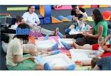 10 x sedinta gratuita de Baby Gym