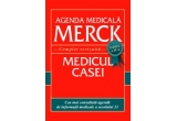 "1 x exemplar din ""Agenda medicala Merck. Medicul Casei"""