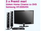61 x o jucarie Fisher Price, 3 x sistem Home Cinema cu DVD Samsung