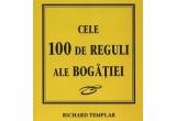 """3 x carte """"Cele 100 de reguli ale bogatiei"""""""