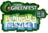3 x bilet la Tuborg Greenfest Peninsula / Félsziget