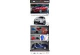 1 x weekend de testdrive cu noul Ford Focus, 1 x weekend de testdrive Hyundai i20, 1 x macheta Smart Roadster Coupe, 2 x pereche de ghete OMP, 1 x sapca OMP, 1 x pereche de manusi OMP, 1 x sapca Alpinestars, 1 x pereche de manusi Alpinestars, 2 x tricou Alpinestars