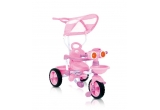 """3 x tricicleta pentru copii de la Bertoni Mures, 4 x voucher de cumparaturi de 60 ron de la www.hainutelepiticilor.ro, 4 x carte de povesti de la editura Litera - """"52 POVESTIRI CU ANIMALUTE"""""""