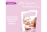"4 x carte ""Sarcina si bebelusul"""