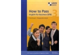 manualul How to Pass - English for Business