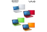 1 x un laptop Sony VAIO