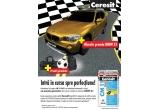 1 x AUTOMOBIL MARCA BMW X1, 1 x mingii, 1 x genti sport, 1 x rucsace