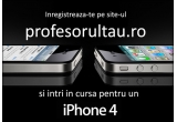 1 x telefon iPhone 4
