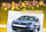 <b>O saptamana la volanul celui mai nou model VW Golf 6!<br /> <br /> </b>