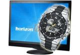 """monitor LCD Horizon 2206SW - diagonala 22"""" wide, ceas de manaPulsar Men's Tech Gear Chronograph Alarm, tricouri ShopMania"""