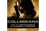 """3 x invitatie dubla la filmul """"Columbiana"""""""