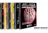 """3 x dvd-ul Discovery """"Atlasul corpului uman"""""""