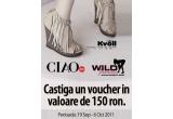 1 x voucher in valoare de 150 RON oferit de Wild Fashion