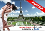 1 x weekend romantic in doi la Paris