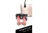 1 x pereche de pantofi + geanta create de tine