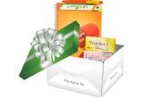 5 x pachet cu suplimente de vitamine + pix + agenda Catena + elemente surpriza