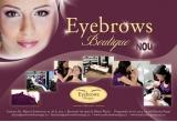 5 x pachet in valoare de 150 RON de la Eyebrows Boutique (consiliere sprancene + stilizare sprancene, curatare sau redare forma naturala + vopsit gene sprancene + tratament cearcane)
