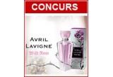 4 x parfum Wild Rose de AVRIL LAVIGNE
