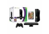 1 x consola Xbox360+Sensor Kinect, 1 x notebook HP, 1 x Casti Skullcandy