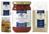 1 x pachet de produse bio conforme dietei Montignac