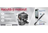 12 x masurator de presiune pneuri Mobil 1, 1 x iPhone 4