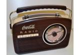 1 x radio vintage Coca Cola
