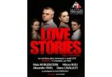 1 x invitatie dubla la spectacolul LOVE STORIES