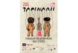 """2 x invitatie dubla la concert """"Tapinarii"""""""