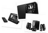 3 x Squeezebox Radio, 3 x HD Pro Webcam C910, 10 x HD Webcam C510, 15 x ClearChat Pro USB 4530, 10 x Speakers 2506, 10 x Wireless Combo MK520, 5 x Wireless Speaker Z515, 10 x Portable Webcam C905, 10 x Surround Sound Speakers, 1 x Speaker System Z623, 2 x Squeezebox Touch, 3 x Gaming Keyboard G510, 12 x laptop ACER, 4 x Microsoft XBOX 360 ARCADE, 2 x Microsoft XBOX 360 ELITE