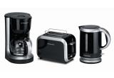 1 x set de breakfast (cafetiera + toaster + ceainic)