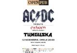 2 x invitatie dubla la concerte tribut AC/DC