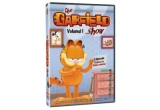 10 x DVD cu serialul de animatie The Garfield Show