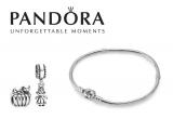 4 x bratara Pandora de argint