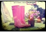 2 x pereche de ciorapi Hunter, 1 x pereche de cizme HUNTER Original
