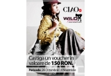1 x voucher in valoare de 150 RON oferit de Wild Fashion