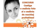 3 x sedinta foto + sedinta de make-up profesional