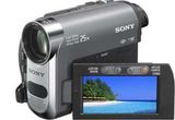 O camera video Sony, Un MP4 player <br />