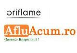 15 x premiu (cosmetice Oriflame + materiale promotionale AfluAcum.ro)