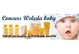 1 x set cadou Weleda baby, 1 x premiu surpriza