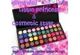 1 x paleta de 40 culori Beauties Factory