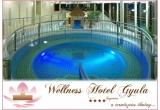 1 x Voucher pentru 2 persoane la centrul Welness Hotel Gyula