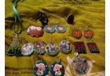 1 x  bijuterii handmade