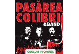 2 x invitatie dubla la concertul Pasarea Colibri