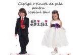 5 x premiu constand intr-o rochie sau un costum pentru copii din colectiile Lito sau Cinderella