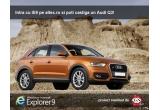 1 x un autoturism Audi Q3