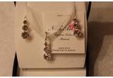 10 x set de bijuterii cu cristale Swarovsky.