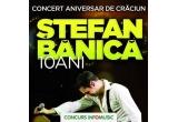 4 x invitație dubla la concertul lui Ștefan Banica