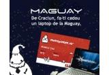 1 x laptop de la Maguay